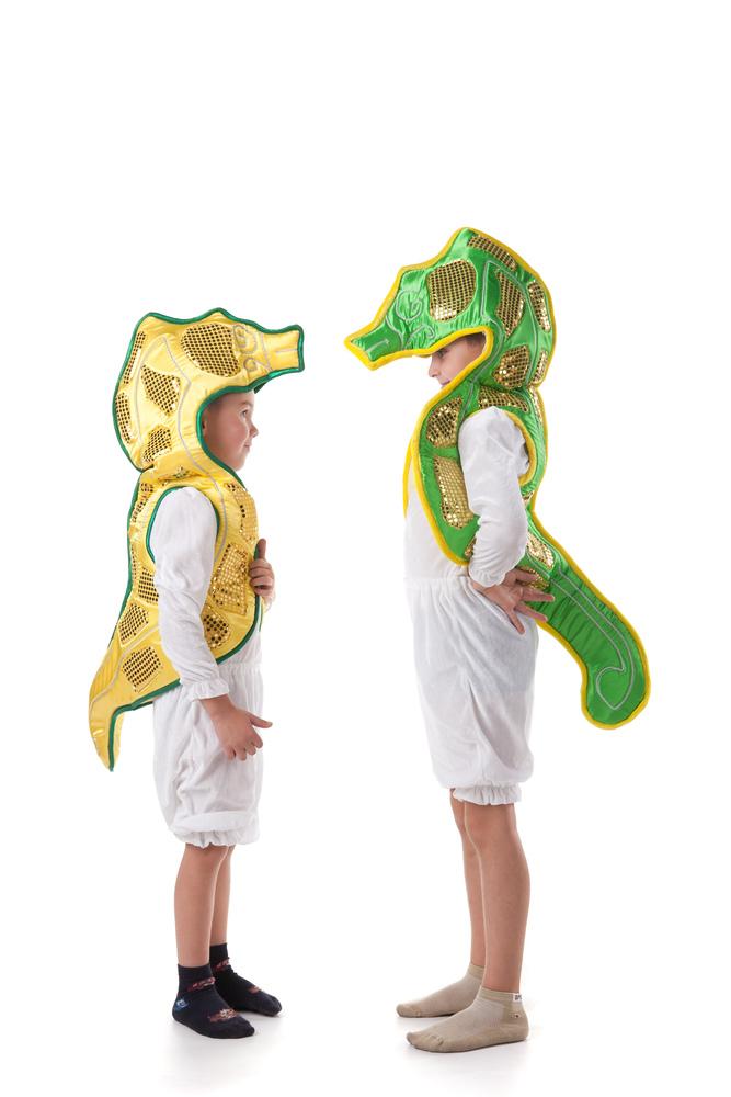 Морской конек костюм своими руками