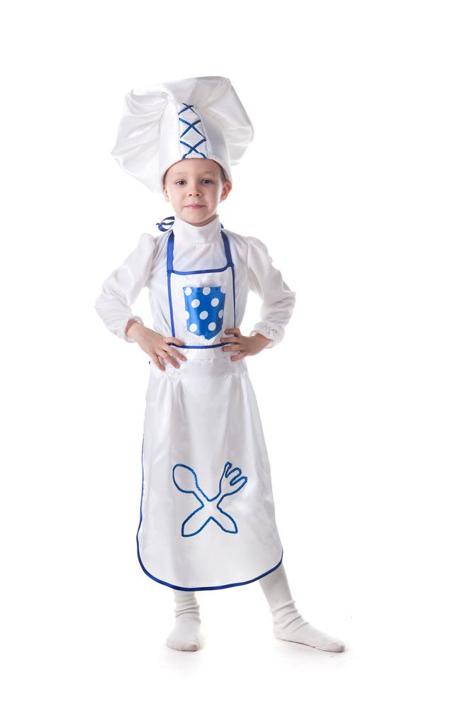 Как сшить костюм поваренка