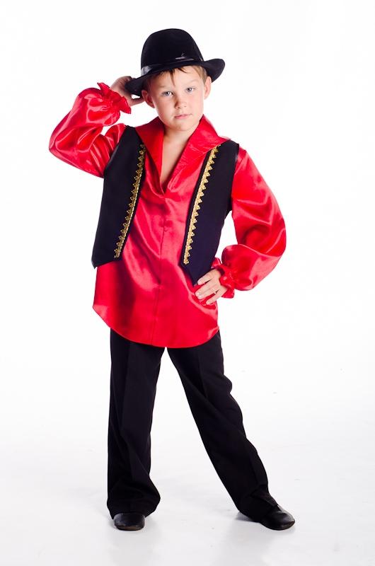 Костюм цыгана для мальчика своими руками фото