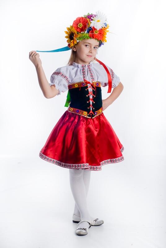 N.City - купить взять напрокат в киеве Костюм украинский национальный на девочку украинки украинка украиночки украиночка українк