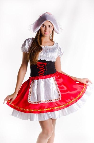 Взрослый костюм красная шапочка своими руками 39